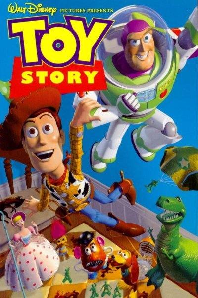 Toy Story (1995) | Top 5 Movies Both Children and Parents can Enjoy!