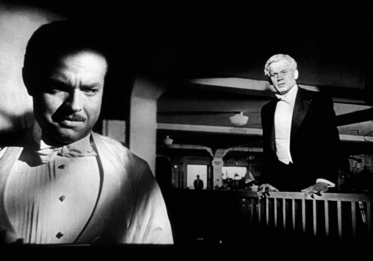 The life and personality of kane in the film citizen kane