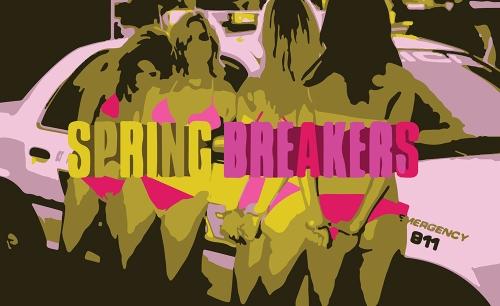 4-Spring Breakers